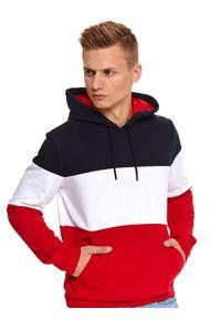 Czerwona bluza TOP SECRET