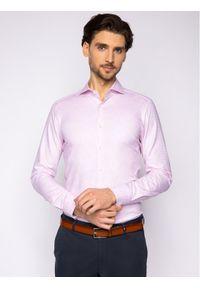 Różowa koszula biznesowa JOOP!