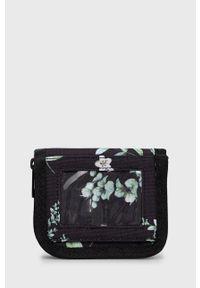 Dakine - Portfel. Kolor: czarny. Materiał: materiał, poliester