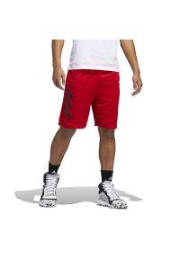 Spodenki sportowe Adidas długie, do biegania, ClimaLite (Adidas)