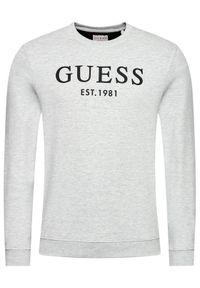 Guess Bluza M1RQ08 K7ON1 Szary Slim Fit. Kolor: szary
