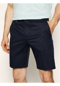 Hugo Szorty materiałowe Ferris202F1 50427303 Granatowy Regular Fit. Kolor: niebieski. Materiał: materiał