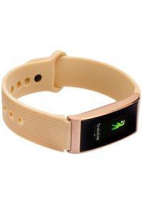 Złoty zegarek GARETT smartwatch, elegancki