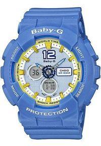 Niebieski zegarek Baby-G