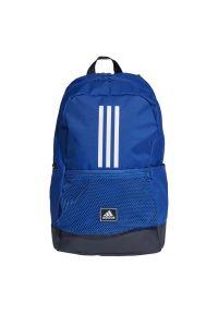 Plecak Adidas w paski, sportowy #1