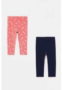 Różowe legginsy OVS