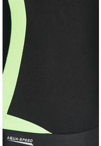 Czarny strój kąpielowy Aqua Speed