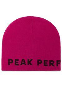 Różowa czapka Peak Performance