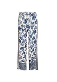 Deha - Spodnie DEHA EXPRESSION. Materiał: tkanina. Wzór: aplikacja. Sezon: lato