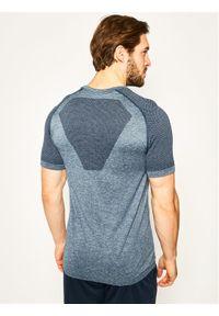 Niebieska koszulka sportowa Puma