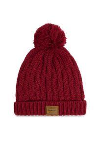 Czerwona czapka Billabong #4