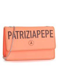 Pomarańczowa nerka Patrizia Pepe #7