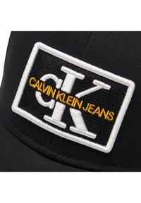 Calvin Klein Jeans Czapka z daszkiem Mono Empro Patch Trucker K50K506814 Czarny. Kolor: czarny