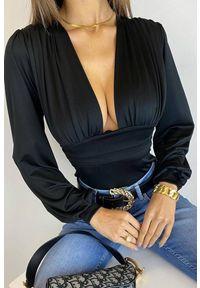 Czarna bluzka IVET