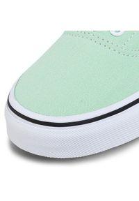 Zielone trampki Vans
