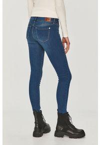Pepe Jeans - Jeansy Soho. Kolor: niebieski #3