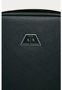 Niebieska torba Armani Exchange