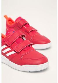 Buty sportowe Adidas na rzepy, z okrągłym noskiem