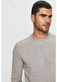 Szara bluza nierozpinana Only & Sons casualowa, na co dzień