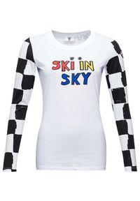Rossignol Koszulka z długim rękawem SKY IN SKI JCC. Długość rękawa: długi rękaw. Długość: długie