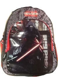 Patio Plecak Szkolny Star Wars Gwiezdne Wojny Kylo Ren. Wzór: motyw z bajki