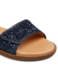 Froddo - Sandały FRODDO - G3150179-4 D Dark Blue. Kolor: niebieski. Materiał: skóra. Wzór: aplikacja