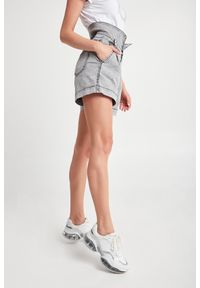 TwinSet - SPODENKI JEANSOWE TWINSET ACTITUDE. Stan: podwyższony. Materiał: jeans #6