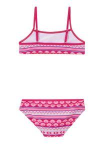 Różowy strój kąpielowy bonprix