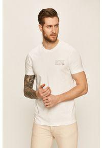 Diesel - T-shirt. Kolor: biały