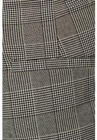 Vero Moda - Spodnie. Okazja: na co dzień. Kolor: szary. Materiał: tkanina. Styl: casual