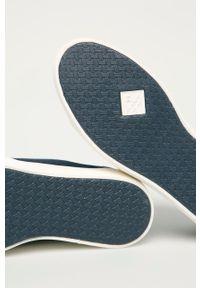 GANT - Gant - Tenisówki Leisha. Nosek buta: okrągły. Zapięcie: sznurówki. Kolor: niebieski. Obcas: na platformie