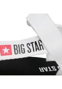 Big-Star - Sandały BIG STAR - HH274A087 White. Kolor: biały. Materiał: materiał. Sezon: lato