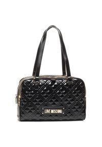 Czarna torebka klasyczna Love Moschino