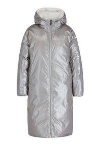 Biała kurtka puchowa Marella sportowa