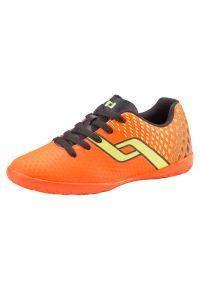 Buty Pro Touch Indygo IN Jr 269972. Materiał: skóra, syntetyk, guma. Szerokość cholewki: normalna. Sport: piłka nożna