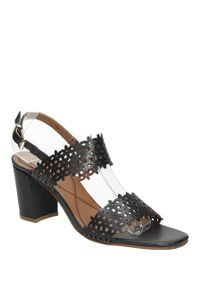 Czarne sandały Bruno Premi eleganckie, na lato