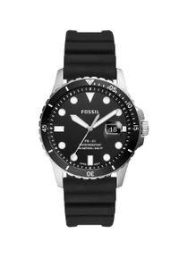 Czarny zegarek Fossil