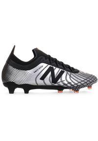 Buty do piłki nożnej New Balance z haftami, z paskami