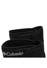columbia - Columbia Śniegowce Childrens Rope Tow Kruser 2 BC1203 Czarny. Kolor: czarny