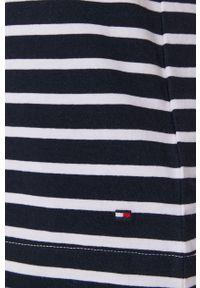 TOMMY HILFIGER - Tommy Hilfiger - T-shirt. Okazja: na co dzień. Materiał: dzianina. Styl: casual