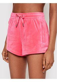 Różowe szorty Juicy Couture sportowe