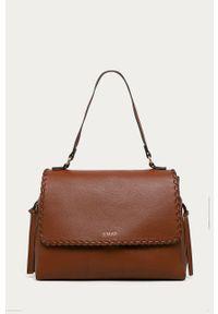 Brązowa torba podróżna Liu Jo biznesowa