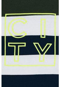 Zielona bluza Mayoral z kapturem, casualowa