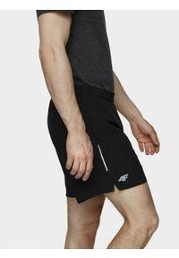 Czarne spodenki sportowe 4f do biegania
