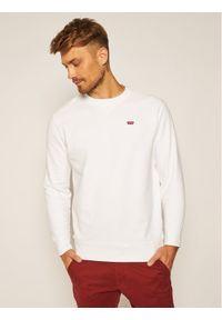 Levi's® Bluza Orginal Crew 35909-0000 Biały Regular Fit. Kolor: biały