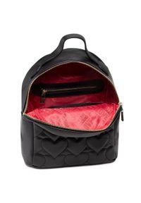 Czarny plecak Love Moschino