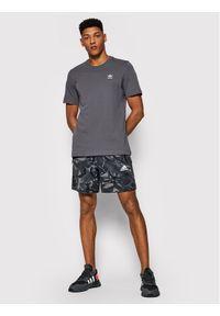 Adidas - adidas T-Shirt adicolor Essential GN3413 Szary Regular Fit. Kolor: szary