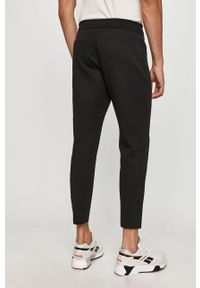 Czarne spodnie dresowe Calvin Klein