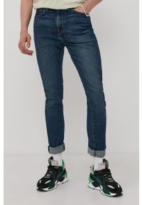Levi's® - Levi's - Jeansy 510. Okazja: na spotkanie biznesowe. Kolor: niebieski. Styl: biznesowy