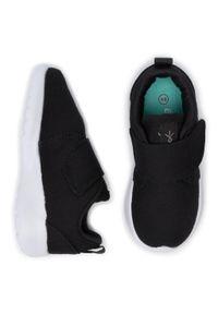 EMU Australia - Sneakersy EMU AUSTRALIA - Moreton K11988 Black. Okazja: na co dzień. Zapięcie: rzepy. Kolor: czarny. Materiał: wełna, materiał. Szerokość cholewki: normalna. Styl: casual